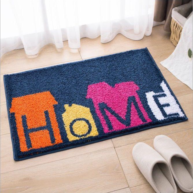 Tiêu chí chọn mua thảm chân sử dụng tại nhà
