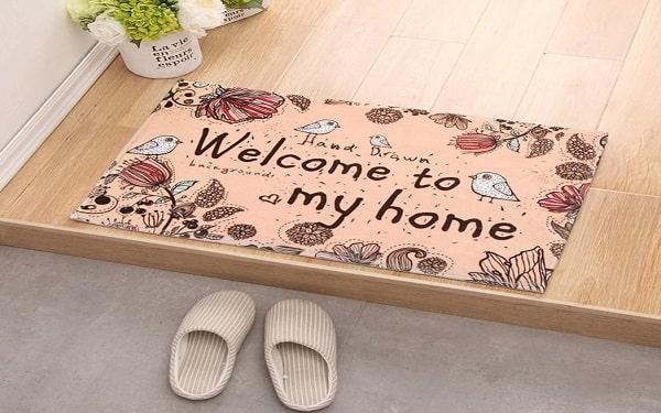 Phân loại thảm chân trên thị trường hiện nay