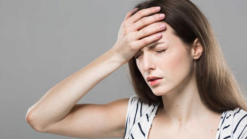 Thiếu máu khiến cơ thể mệt mỏi, chóng mặt