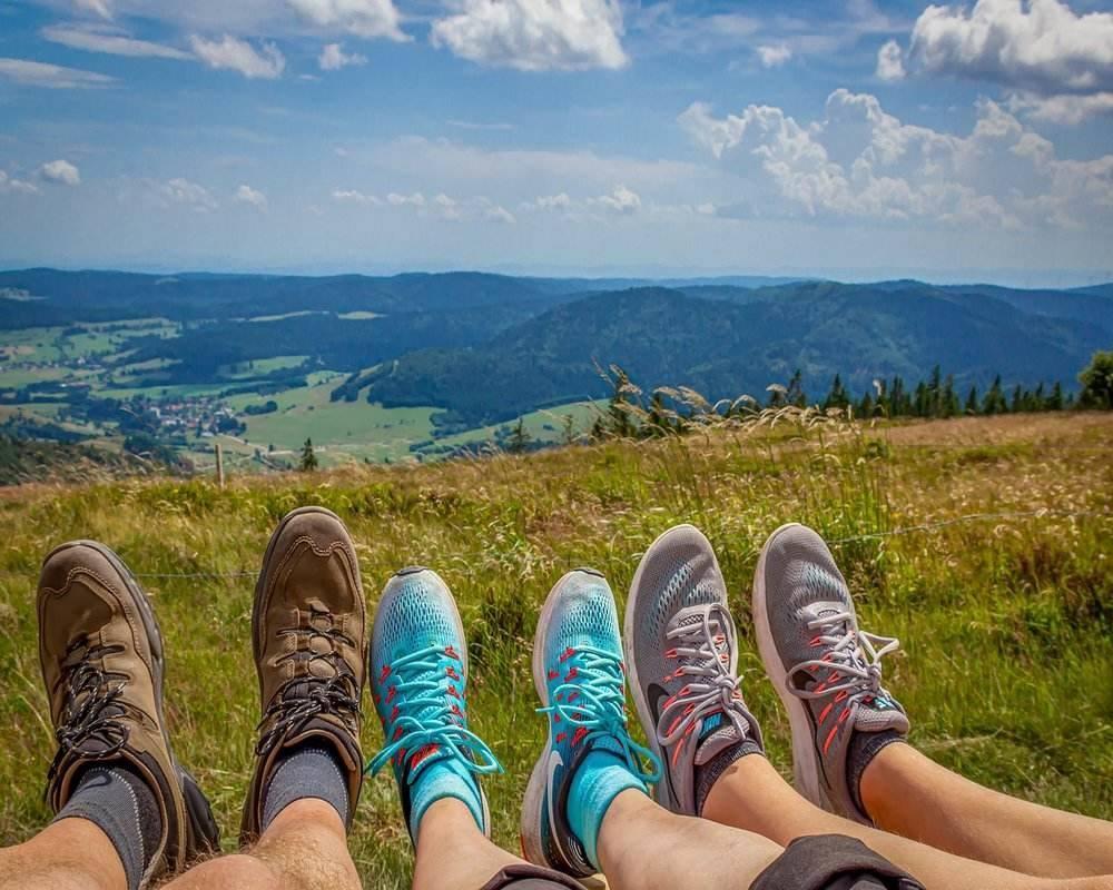 Tiêu chí chọn mua giày trekking