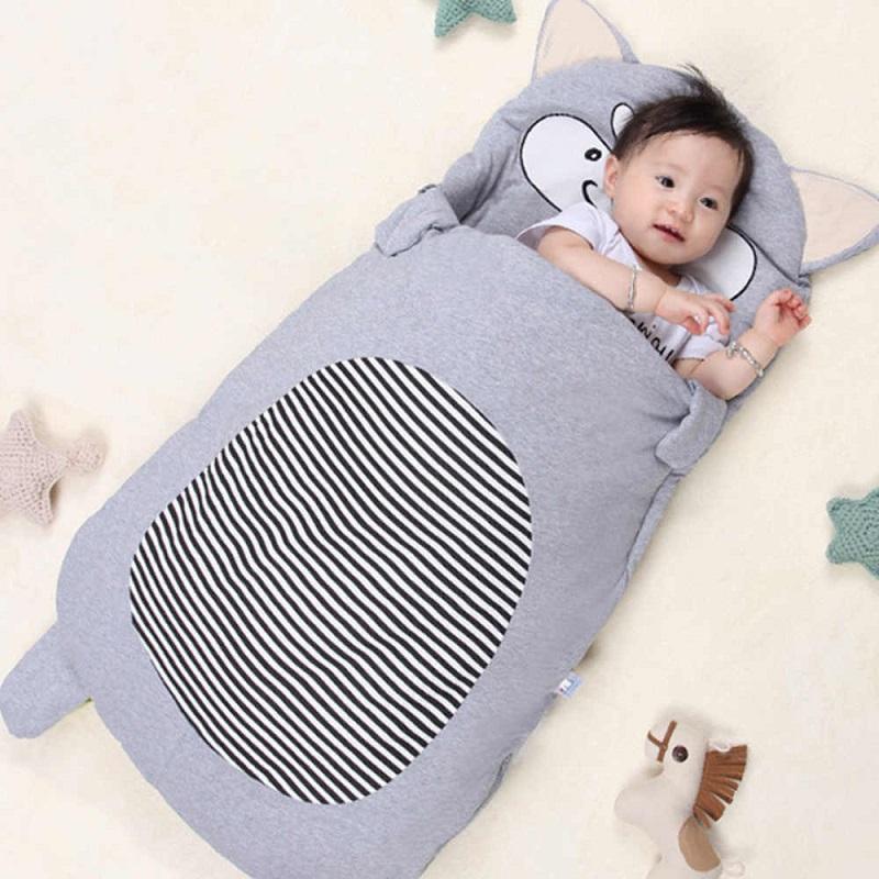Tiêu chí chọn mua túi ngủ cho bé