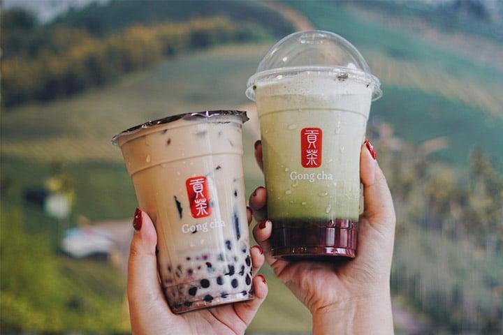 """Top 10 quán trà sữa """"XỊN XÒ"""" tại quận 2 - 2"""