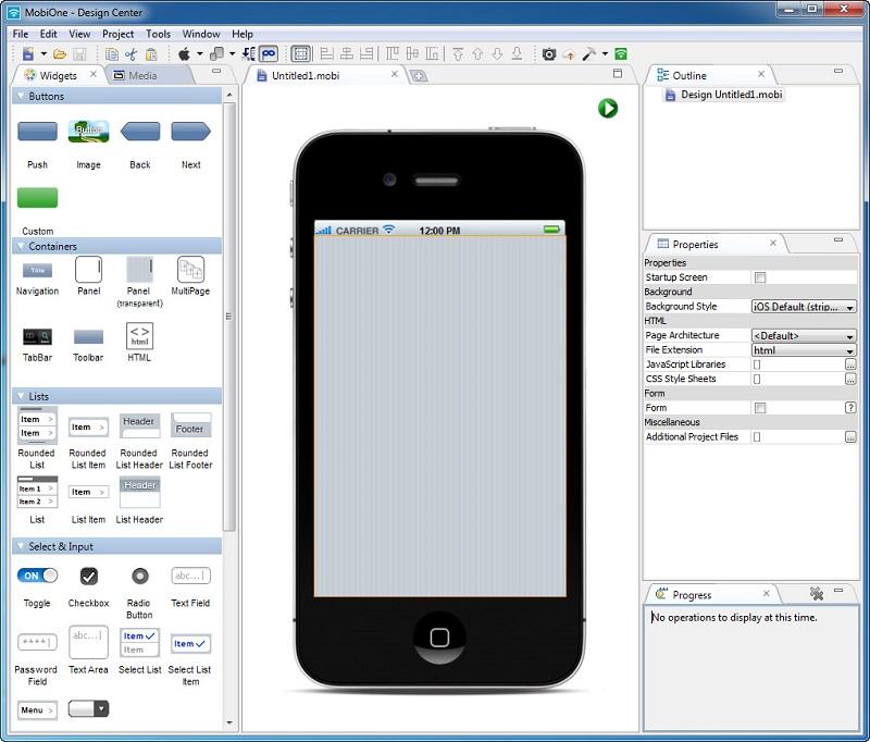 Trình giả lập trên iOS – MobiOne Studios