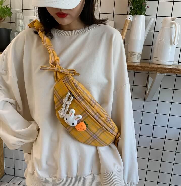 Tiêu chí chọn mua túi đeo chéo nữ đẹp bền bỉ