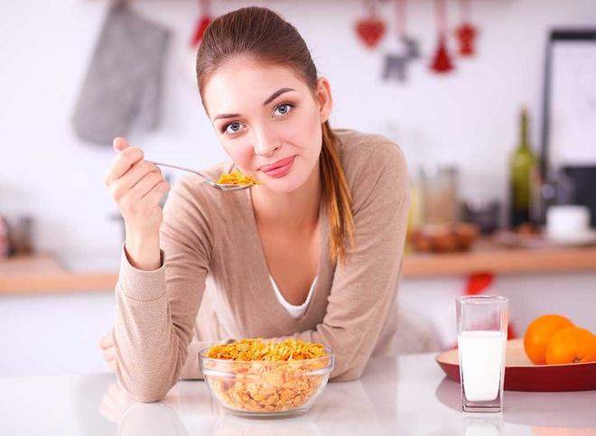 Tuyệt đối không bỏ bữa sáng khi giảm cân