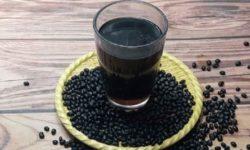 Uống nước đậu đen để ổn định hệ tiêu hóa