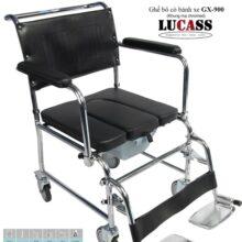 Xe lăn tay Lucass X8