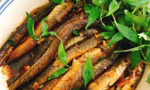 Cách làm cá kèo kho rau răm đặc biệt thơm ngon