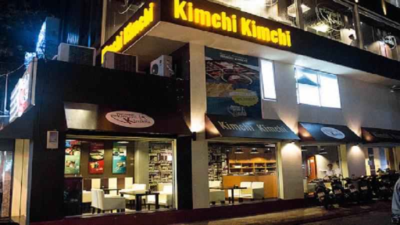 Buffet lẩu Kimchi Kimchi Sư Vạn Hạnh