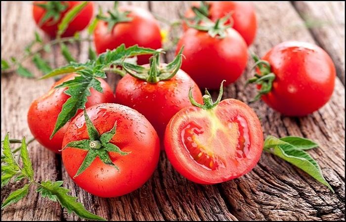 Cà chua từ lâu đã được sử dụng làm cách giảm cân tại nhà