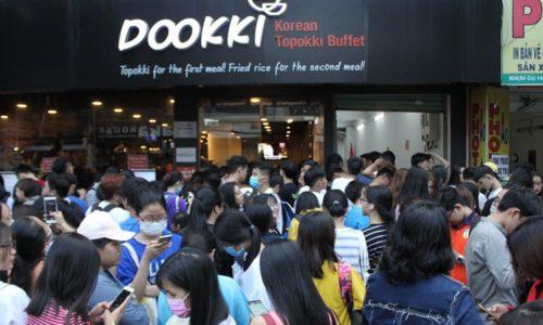 Review nhà hàng Dookki chi nhánh Tân Bình