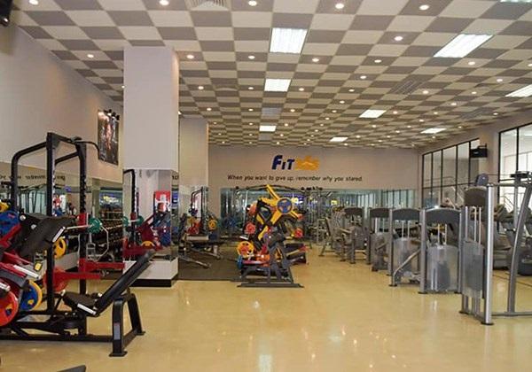 Top 10 phòng tập gym quận 11 hiện đại - 4
