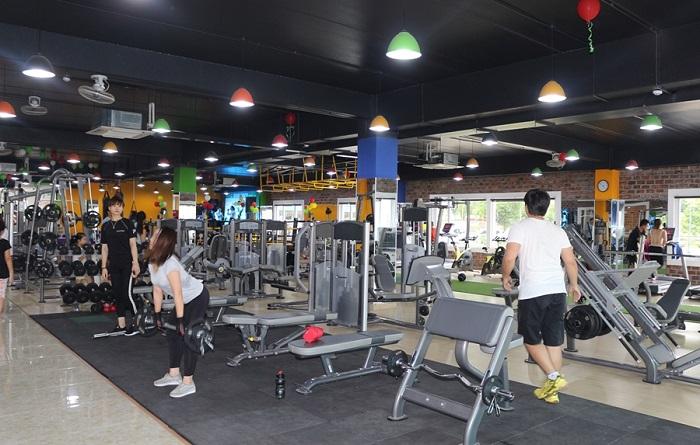 Top 10 phòng tập gym quận 11 hiện đại - 3