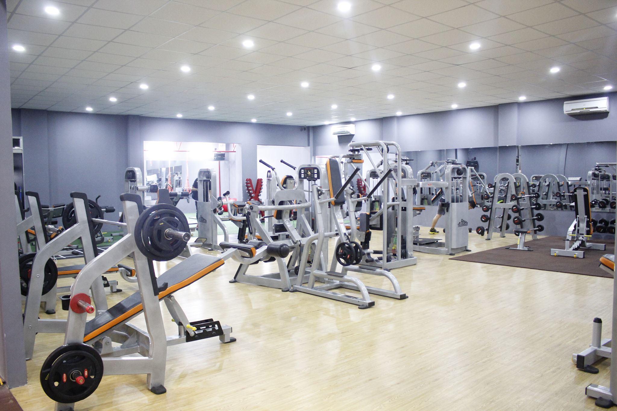 Top 10 phòng tập gym quận 10 chất lượng được nhiều người lựa chọn 4