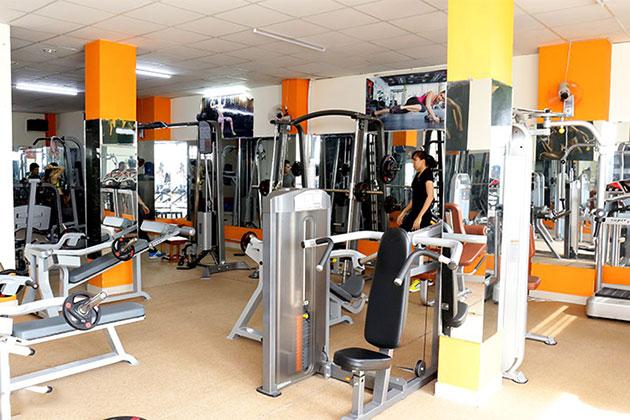 Top 10 phòng tập gym quận 10 chất lượng được nhiều người lựa chọn 10