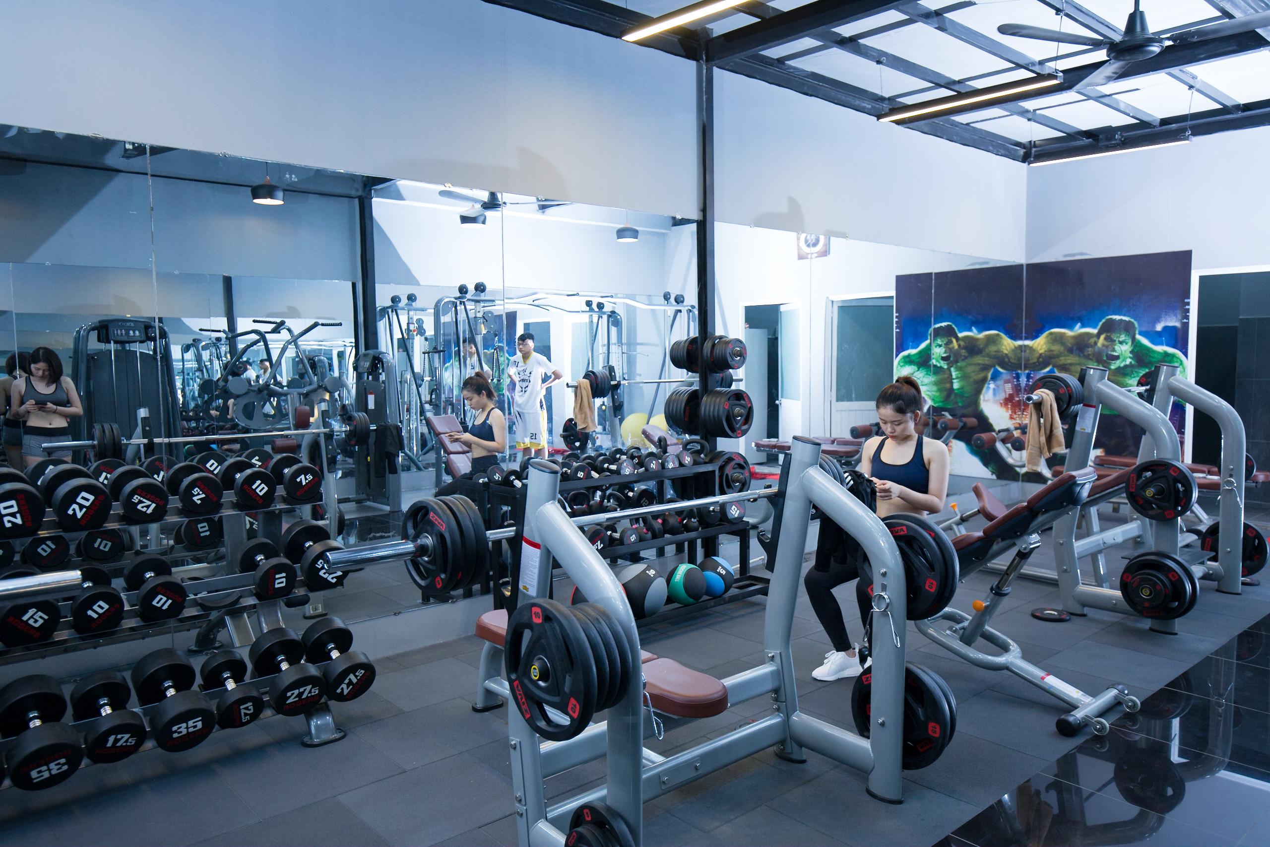 Top 10 phòng tập gym quận 10 chất lượng được nhiều người lựa chọn 1
