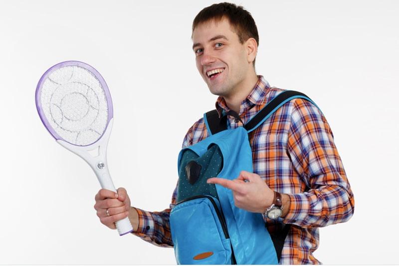 Tại sao nên lựa chọn vợt bắt muỗi để sử dụng