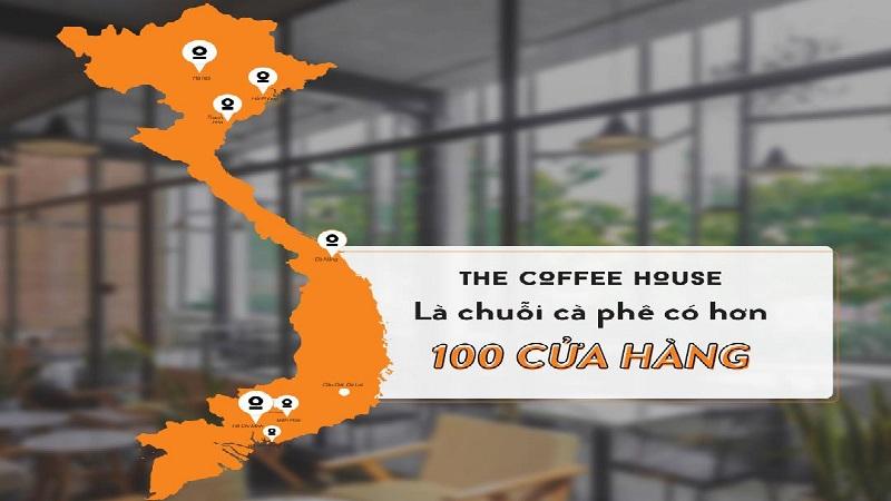 The Coffee House là hệ thống chuỗi cửa hàng cà phê số 1 Việt Nam