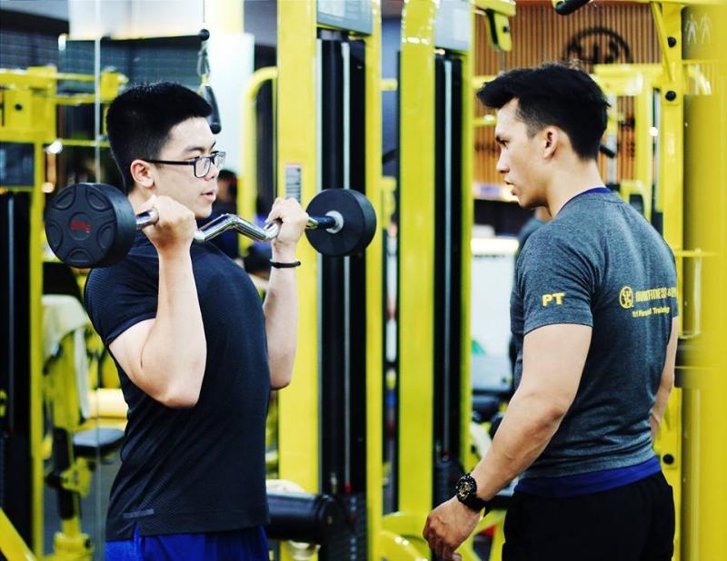 Top 10 phòng tập gym quận 3 chất lượng - 10