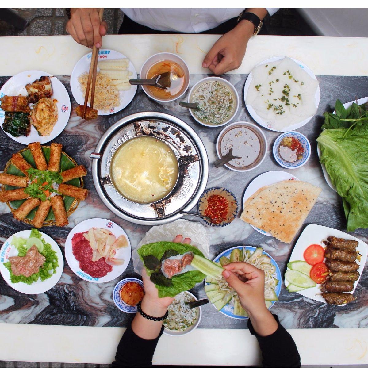 Top 10 nhà hàng quận 5 sang trọng, nổi bật giữa lòng Sài Gòn 7
