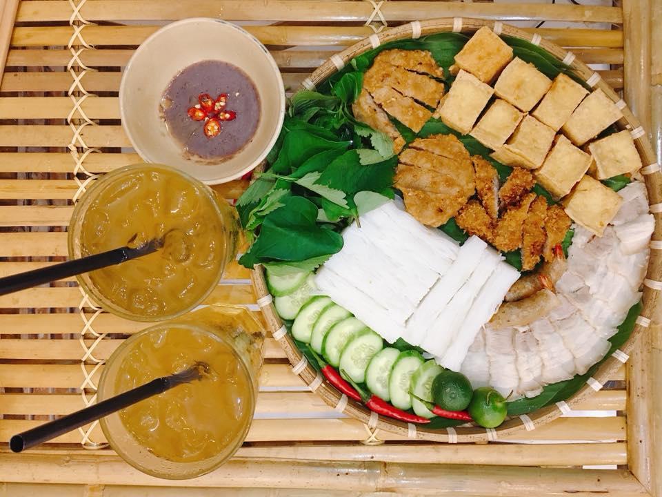Top 10 quán bún đậu mắm tôm quận 3 nóng hổi thơm ngon - 1