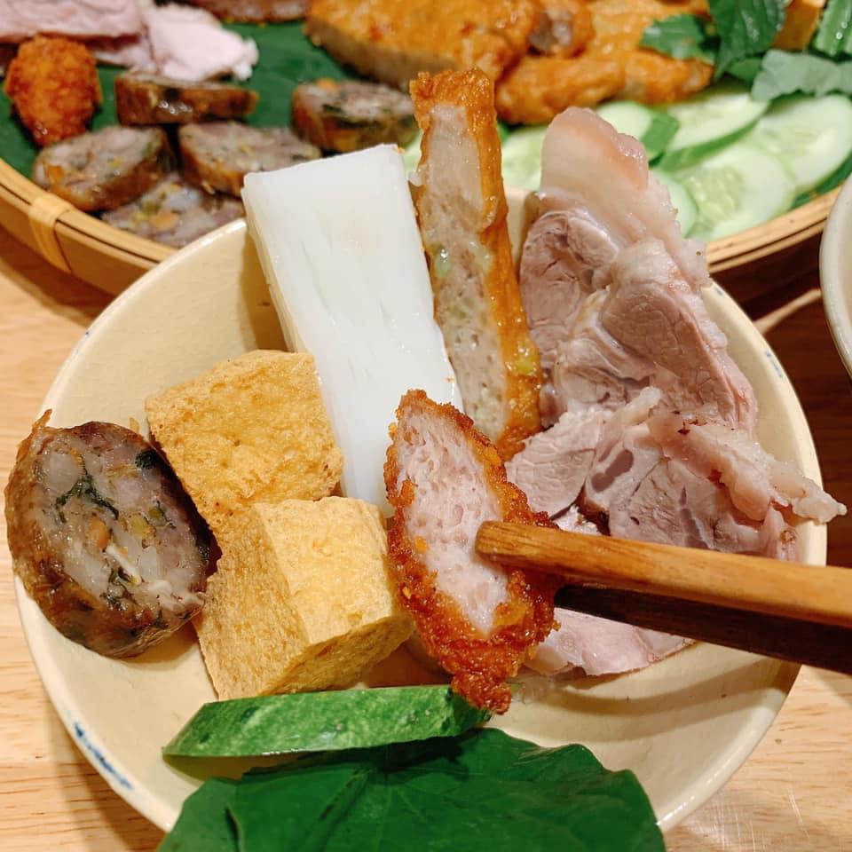 Top 10 quán bún đậu mắm tôm quận 3 nóng hổi thơm ngon - 4