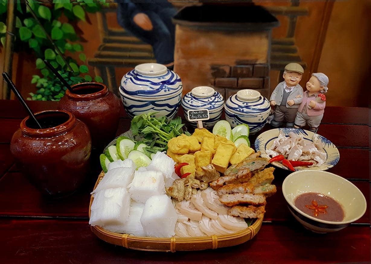 Top 10 quán bún đậu mắm tôm quận 3 nóng hổi thơm ngon - 6