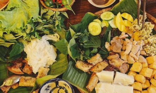 Top 10 quán bún đậu mắm tôm quận 3 nóng hổi thơm ngon