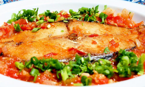 Hướng dẫn cách làm cá thu sốt cà chua