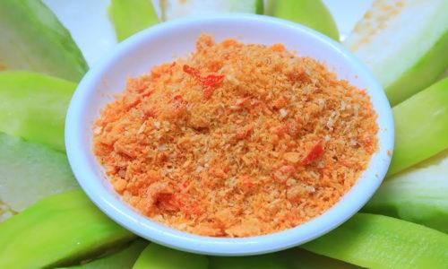 Cách làm muối tôm Tây Ninh đơn giản chỉ trong 20 phút 5
