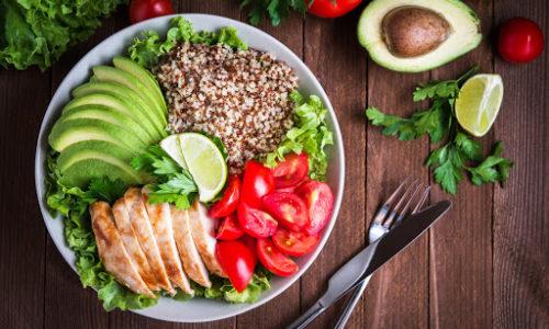 Đa dạng thực phẩm và luôn đảm bảo độ nguyên thủy