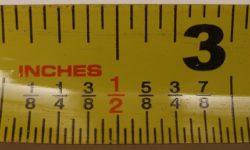 Đơn vị đo chiều dài Inch