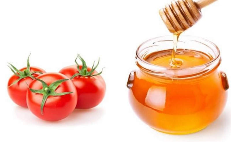 Dưỡng trắng da tay với cà chua