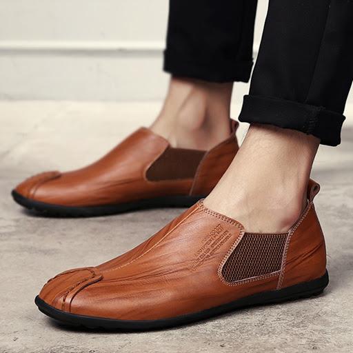 Phân loại giày lười nam