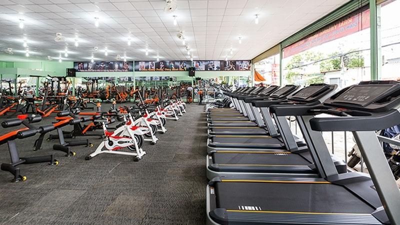 Top 10 phòng gym quận 6 có dịch vụ tốt nhất - 7