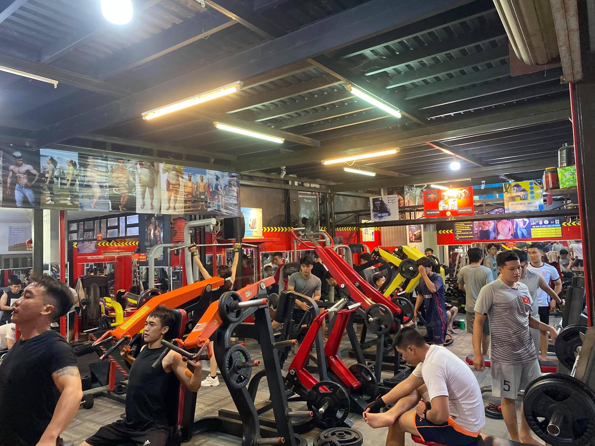 Top 10 phòng tập gym quận 9 chất lượng - 9