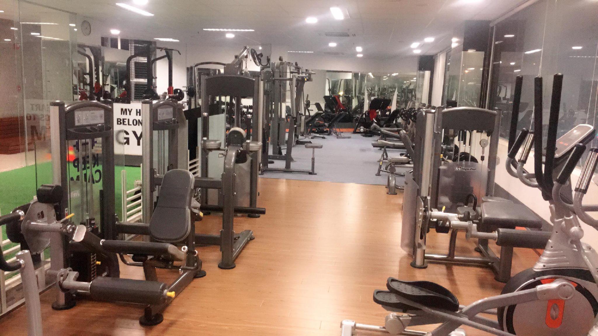 Những phòng tập gym quận 5 chất lượng tại thành phố Hồ Chí Minh 3