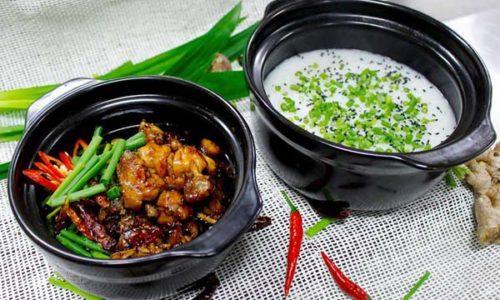 Cách nấu cháo ếch Singapore thơm ngon