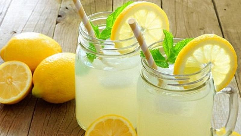 Nước chanh đem đến tác dụng giảm cân hiệu quả