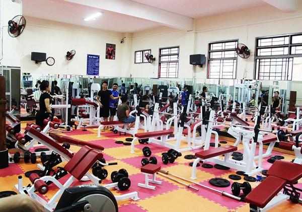 Những phòng tập gym quận 5 chất lượng tại thành phố Hồ Chí Minh 6