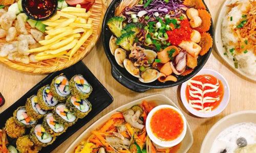Top 10 địa điểm ăn vặt quận 7 cực hot dành cho giới trẻ Sài thành