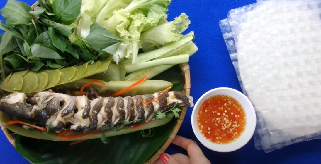 Cách làm món cá lóc hấp bầu vừa ngon lại dễ làm tại nhà 4