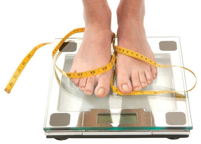 Tính cân nặng dựa vào chiều cao