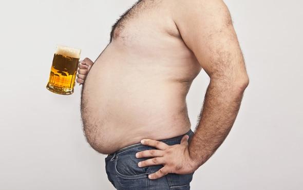 Uống bia có béo không?