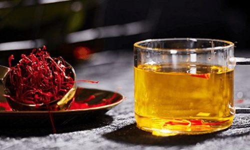 Uống nhụy hoa nghệ tây rất tốt cho sức khỏe