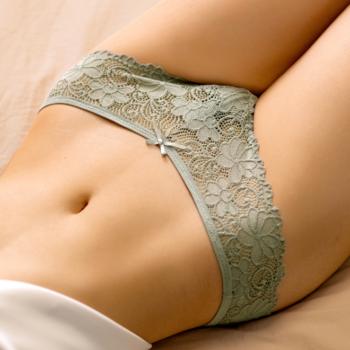 Quần lót nữ vải ren mềm mại xuyên thấu gợi cảm