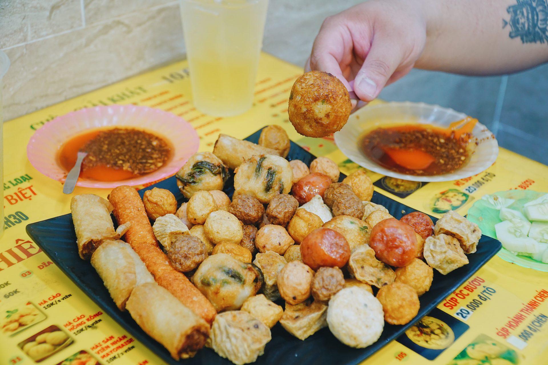Top 6 quán ăn vặt quận 10 ngon rẻ được nhiều người biết đến - 4