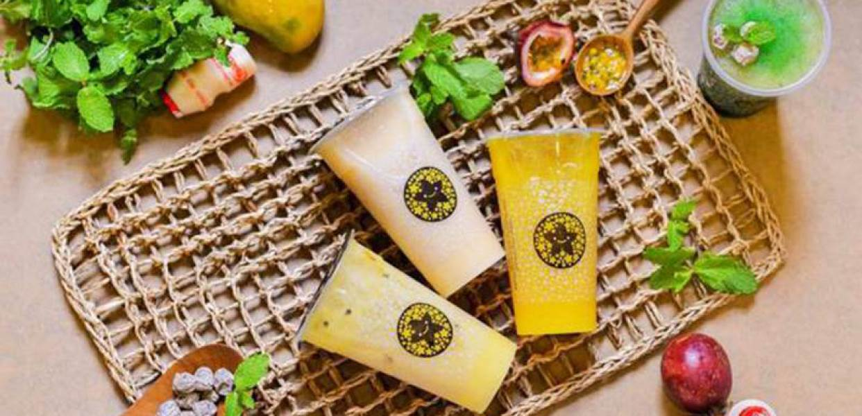 Top 10 quán trà sữa Gò Vấp view đẹp check - in cực chất 4