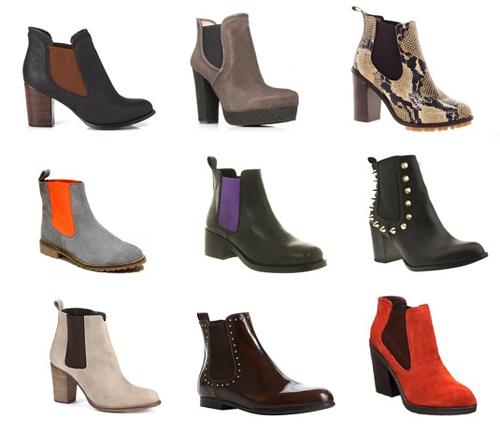 Phân loại giày boots hiện nay