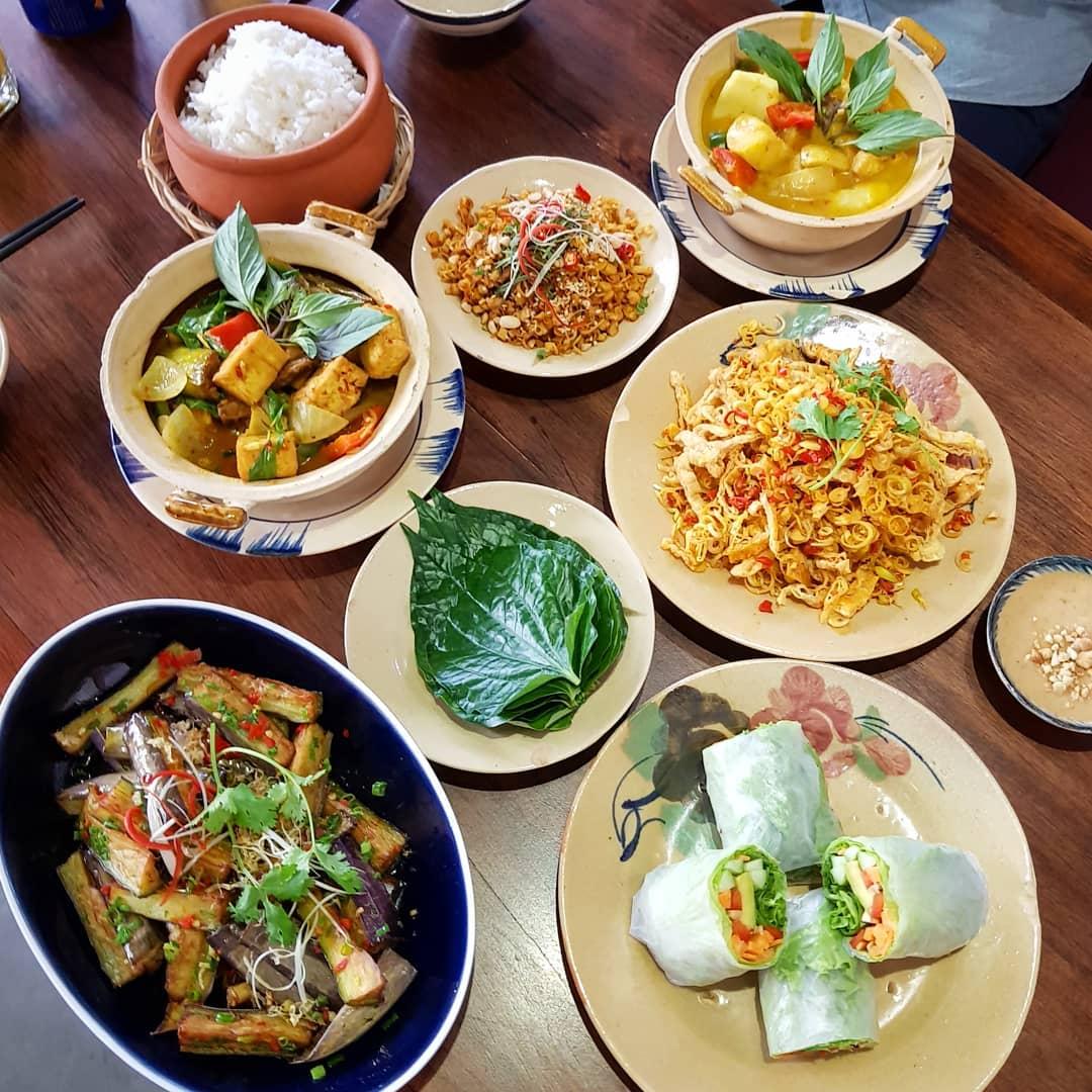 Top 7 quán chay quận 10 thanh tịnh món ăn ngon - 3